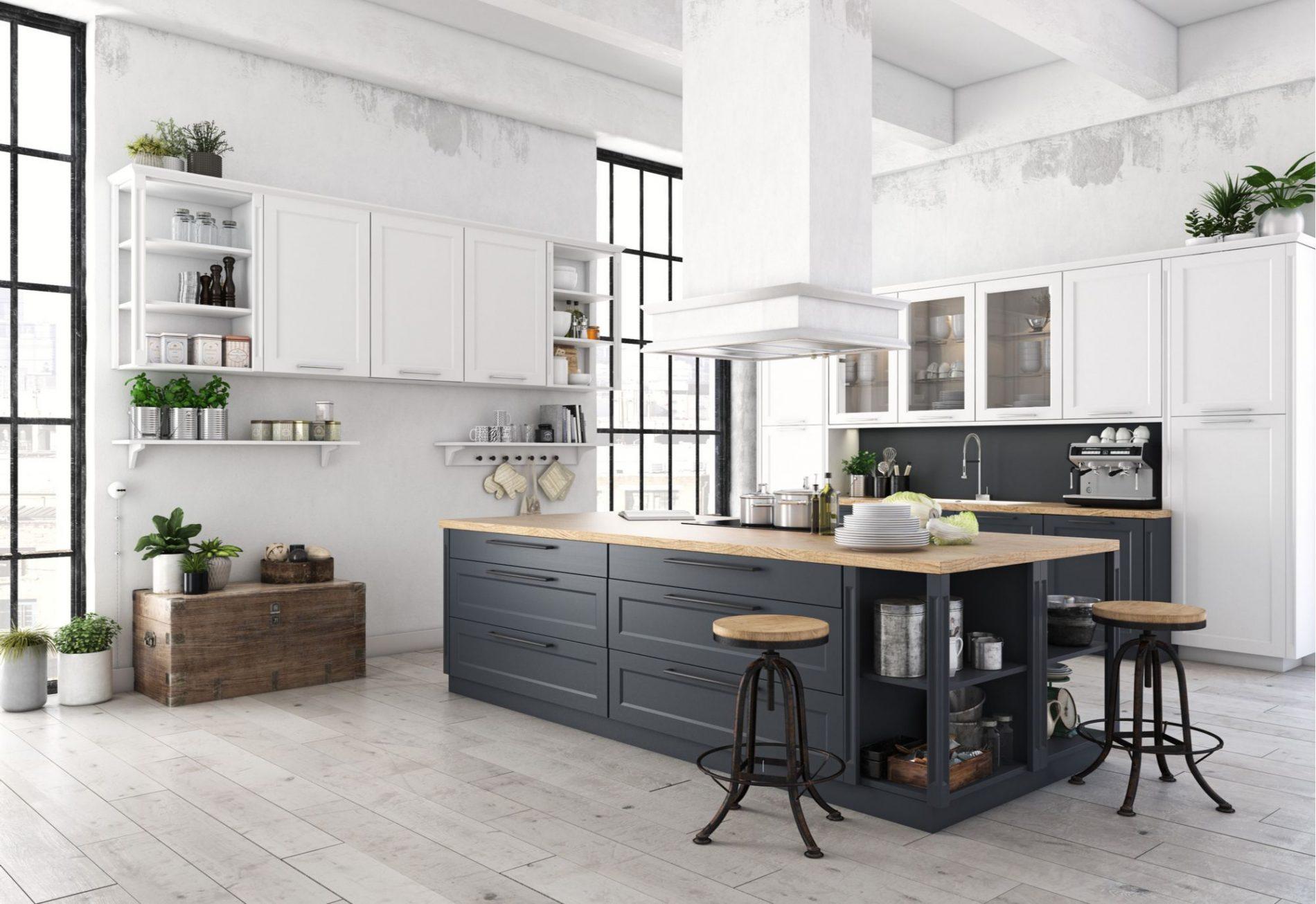 Fixer Un Ilot Central Au Sol combien coûte l'installation & la pose d'un ilot de cuisine