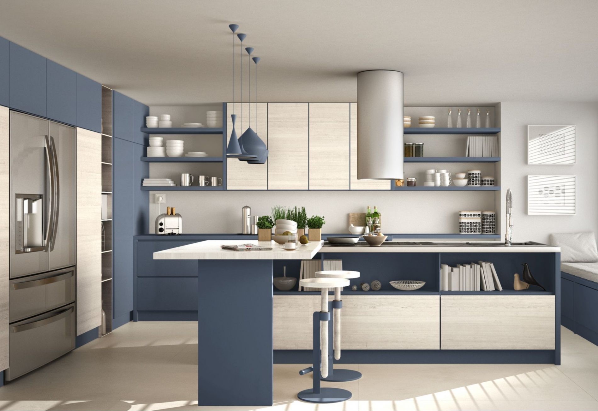 Comment installer une cuisine equip e prix co t devis pose - Comment installer une cuisine equipee ...