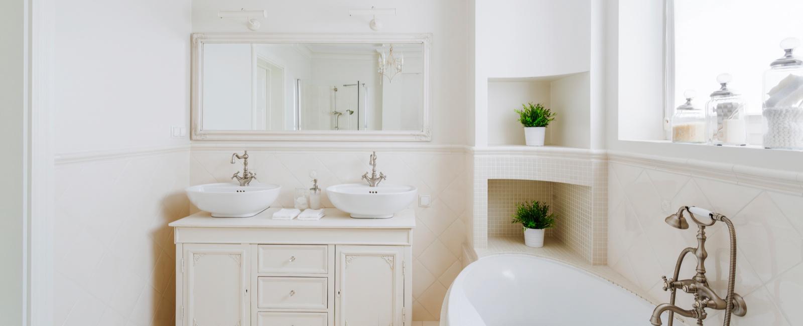 prix installation miroir de salle de bain