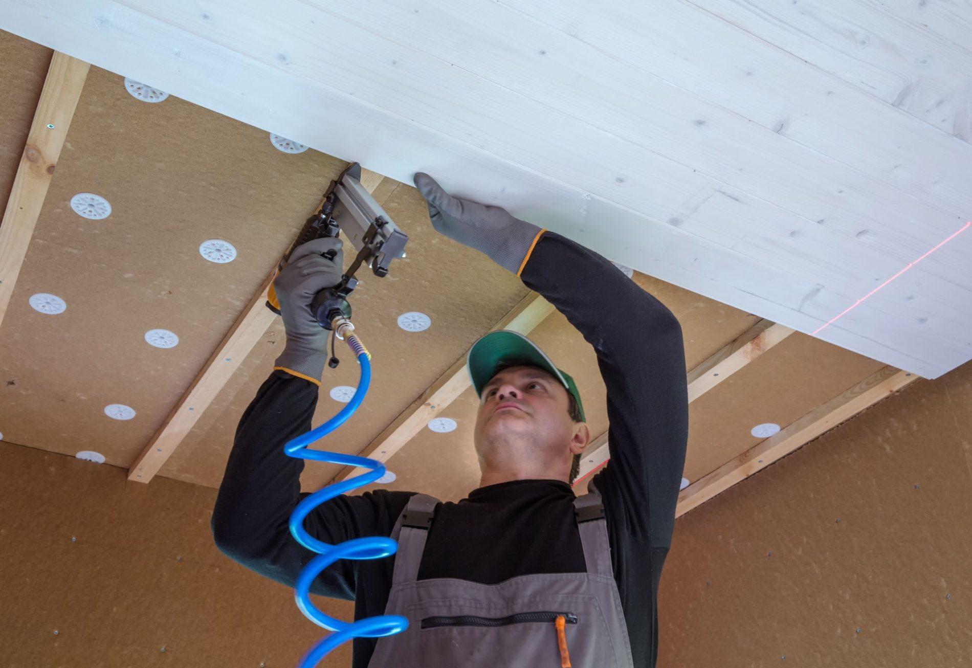 Comment Isoler Un Plafond Contre Le Bruit comment réaliser son isolation phonique ? prix, coût, devis