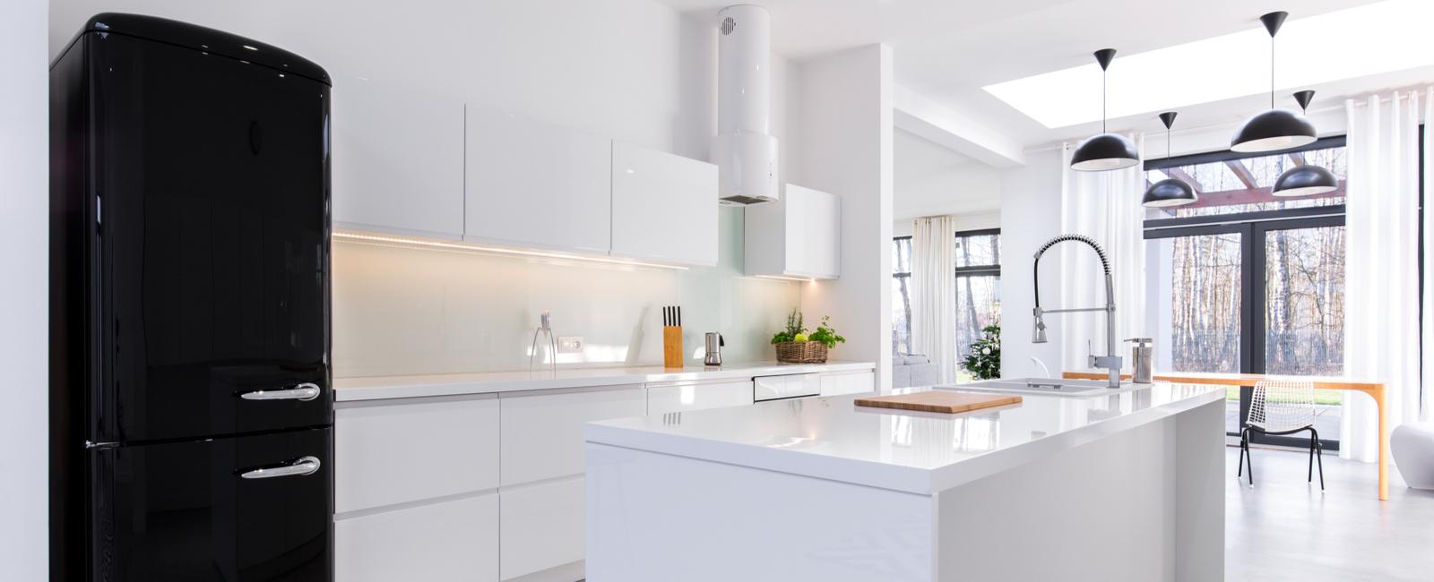 cuisine minimaliste 2020