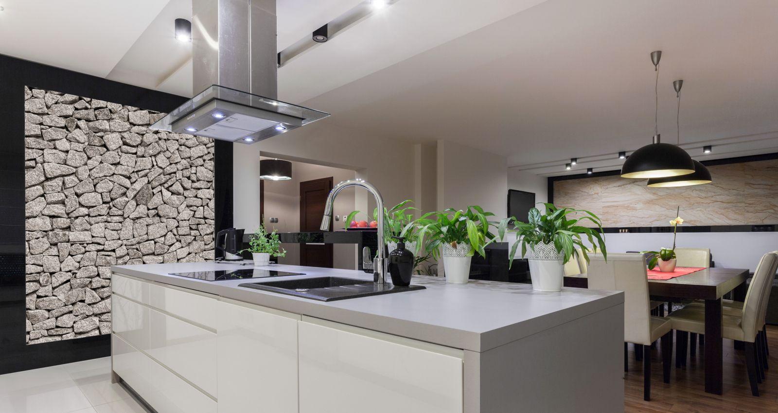 Comment installer monter une hotte de cuisine - Comment installer une cuisine equipee ...