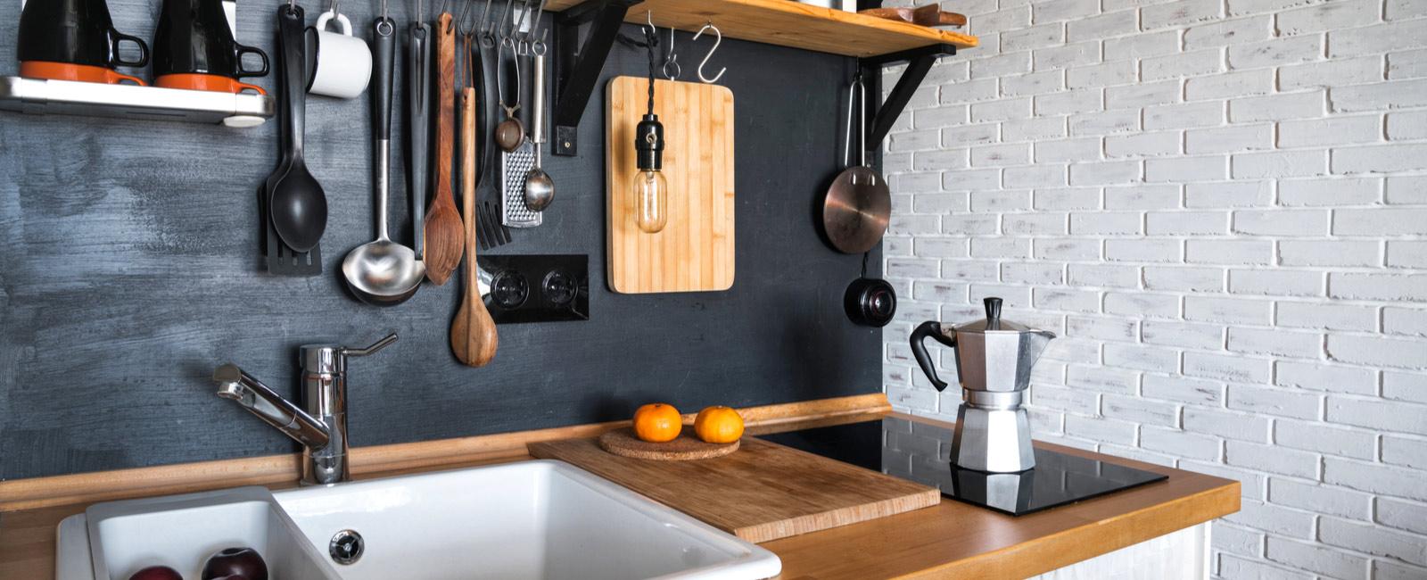 rénovation cuisine rustique