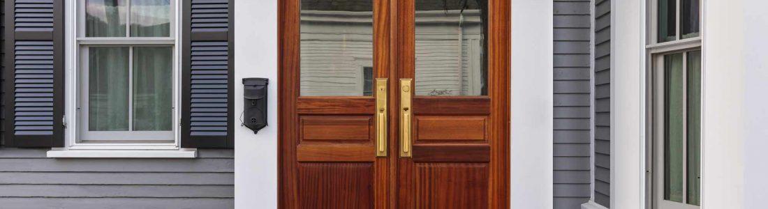 réparer une porte intérieure
