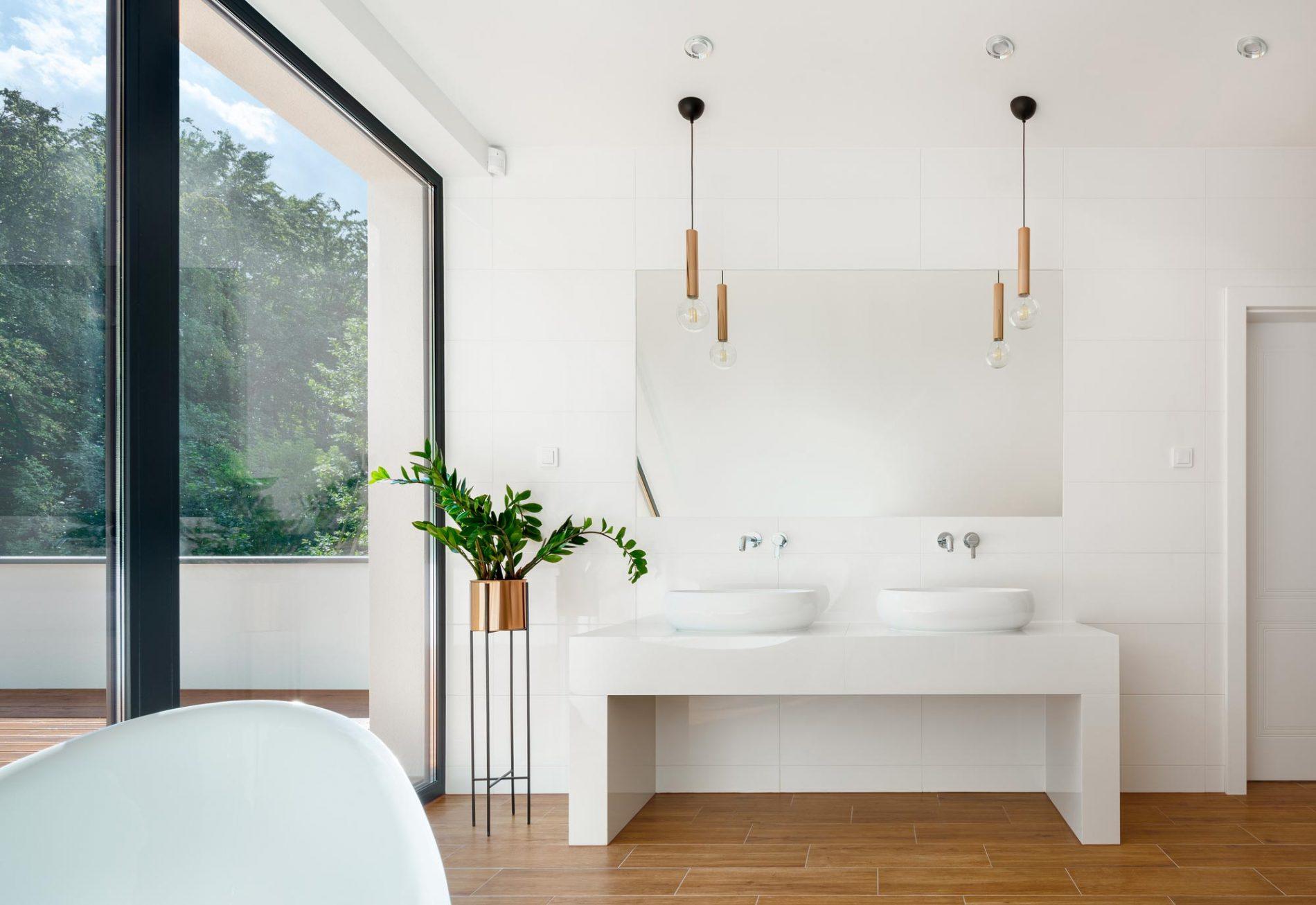 Combien co te l 39 installation le montage d 39 une vasque de - Cout d une salle de bain ...
